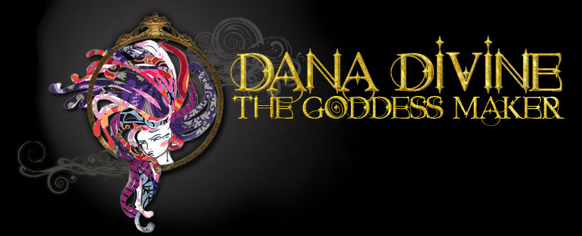 DANA DIVINE THE GODDESS MAKER